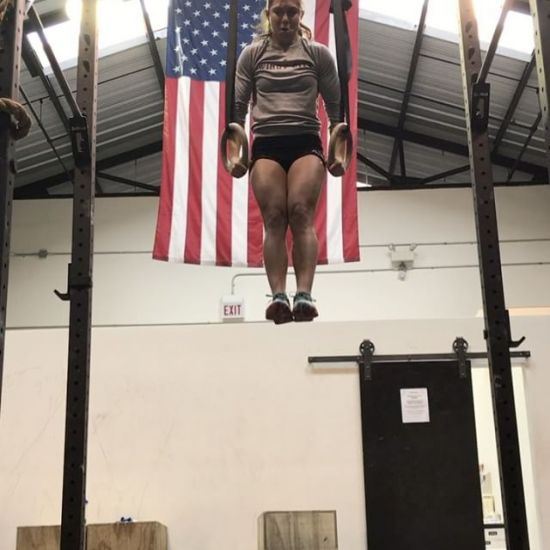 The new rig placement makes for some pretty epic muscle ups.