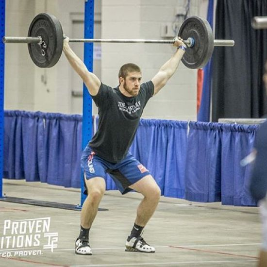 Had a blast competing at The Heartland Games a few weekends ago. Took 7th in a field of some pretty fit dudes. #crossfit #weightlifting #liveBIG #windycitylivin #dropbydrop #toetheline #teamredlinegear #thesefistsfly #strongishappy @redlinegr @_thesefistsfly