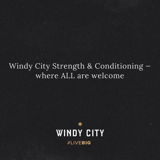 At Windy City SC, we believe in the group; in being part of a community that supports each other and shares experiences. • In light of last week's events where a CrossFit representative spoke out in support of a gym in Indianapolis that cancelled an event to recognize it's LGBTQ members — the CF rep was fired — we would like to reaffirm our commitment to welcoming any and all through our doors — regardless of race, color, creed, religion, sex, sexual orientation, gender identity, national origin, age, etc... ALL are welcome. • June is Pride month. We welcome it, and we celebrate it. • Windy City will always be focused on our commitment to diversity, community and helping strengthen the lives of all who walk through our doors. • #windycitylivin #liveBIG