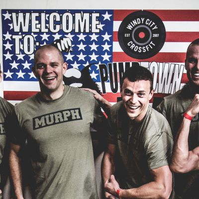 Murph 2017 Announcement